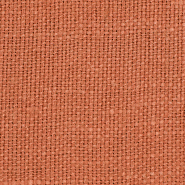 French Orange 2 - 100% Linen 8.5 Oz (Medium Weight | 56 Inch Wide | Medium Soft) Solid