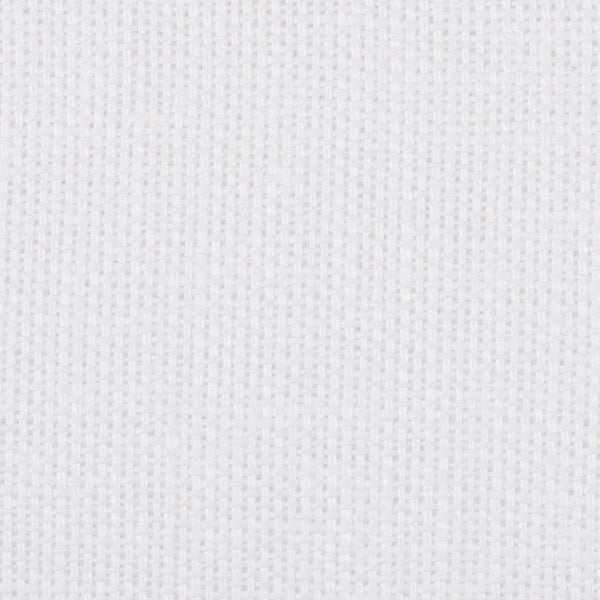French White 1 - 100% Linen 8.5 Oz (Medium Weight | 56 Inch Wide | Medium Soft) Solid