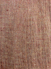 Gauze Bronze 1-95% Linen-5% Polyester 4.0 OZ. (Light Weight-53 Inch Wide | Extra Soft) Solid| By Linen Fabric Store Online