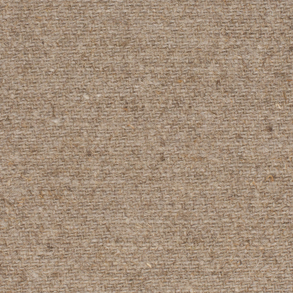 SAMPLE - German Brown 1 - 100% Linen 10.5 Oz (Heavy/Medium Weight | 56 Inch Wide | Medium Soft) Solid
