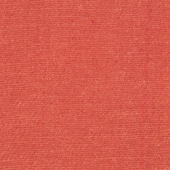 SAMPLE - German Orange 1 - 100% Linen 10.5 Oz (Heavy/Medium Weight | 56 Inch Wide | Medium Soft) Solid