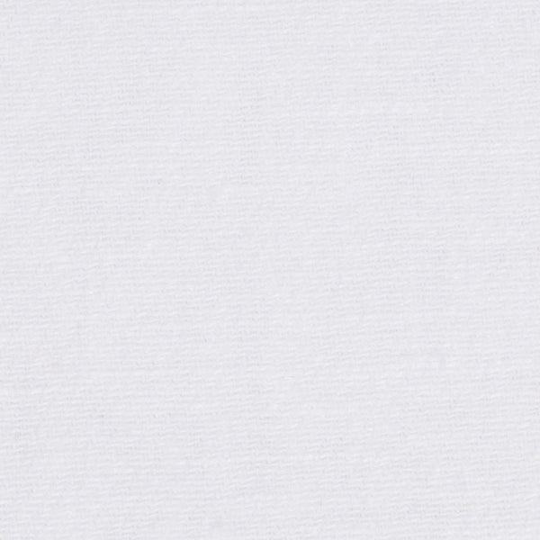SAMPLE - German White 1 - 100% Linen 10.5 Oz (Heavy/Medium Weight | 56 Inch Wide | Medium Soft) Solid