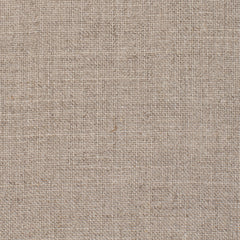 SAMPLE - Greek Natural Brown Off White 1 - 100% Linen 4.5 Oz (Light/Medium Weight | 56 Inch Wide | Extra Soft)  Burlap