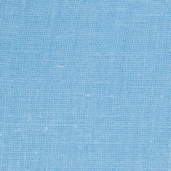 SAMPLE - Irish Blue 2 - 100% Linen 5.5 Oz (Light/Medium Weight | 56 Inch Wide | Extra Soft) Solid