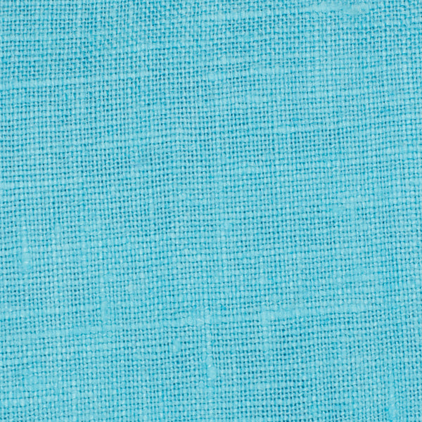 SAMPLE - Irish Blue 4 - 100% Linen 5.5 Oz (Light/Medium Weight | 56 Inch Wide | Extra Soft) Solid
