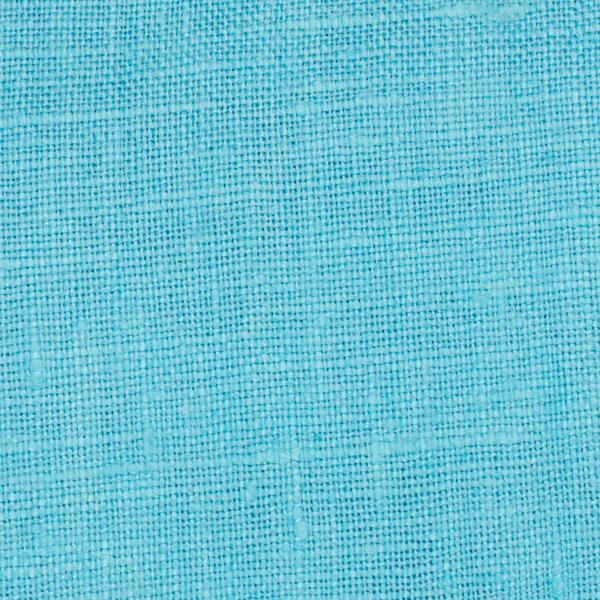 Promotional End Cut-Irish Blue 4- Fabric 100% Linen 5.5 Oz (Light/Medium Weight | 56 Inch Wide | Pre Washed-Extra Soft)