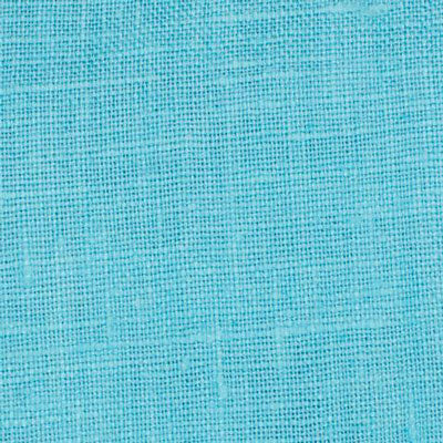 Irish Blue 4 - 100% Linen 5.5 Oz (Light/Medium Weight | 56 Inch Wide | Pre Washed-Extra Soft) Solid
