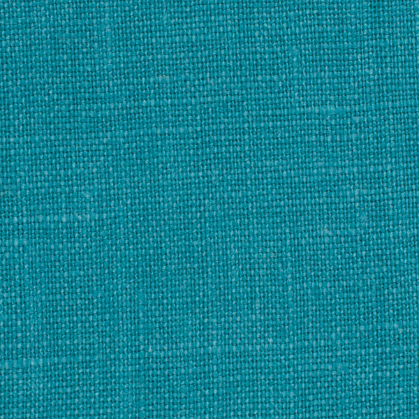SAMPLE - Irish Blue 6 - 100% Linen 5.5 Oz (Light/Medium Weight | 56 Inch Wide | Pre Washed-Extra Soft) Solid
