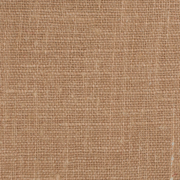 SAMPLE - Irish Brown 5 - 100% Linen 5.5 Oz (Light/Medium Weight | 56 Inch Wide | Pre Washed-Extra Soft) Solid
