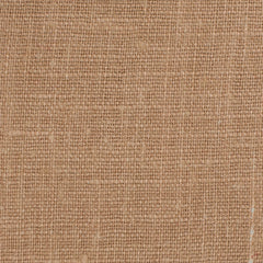 SAMPLE - Irish Brown 5 - 100% Linen 5.5 Oz (Light/Medium Weight | 56 Inch Wide | Extra Soft) Solid