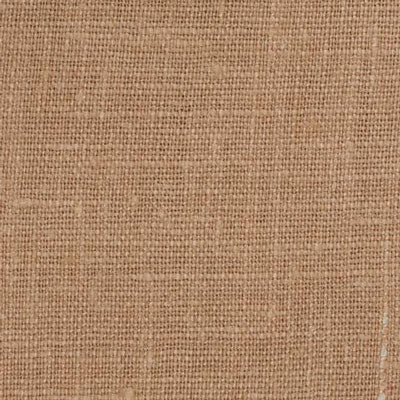 Irish Brown 6 - 100% Linen 5.5 Oz (Light/Medium Weight | 56 Inch Wide | Extra Soft) Solid