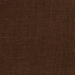 SAMPLE - Irish Chocolate Brown 8 - 100% Linen 5.5 Oz (Light/Medium Weight | 56 Inch Wide | Pre Washed-Extra Soft) Solid