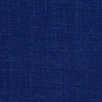Irish Dark Blue 11 - 100% Linen 5.5 Oz (Light/Medium Weight | 56 Inch Wide | Pre Washed-Extra Soft) Solid