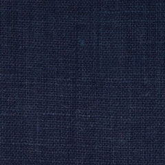 Irish Dark Navy Blue 12 - 100% Linen 5.5 Oz (Light/Medium Weight | 56 Inch Wide | Pre Washed-Extra Soft) Solid