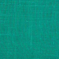 SAMPLE - Irish Green 10 - 100% Linen 5.5 Oz (Light/Medium Weight | 56 Inch Wide | Extra Soft) Solid