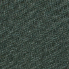 SAMPLE - Irish Green 13 - 100% Linen 5.5 Oz (Light/Medium Weight | 56 Inch Wide | Pre Washed-Extra Soft) Solid