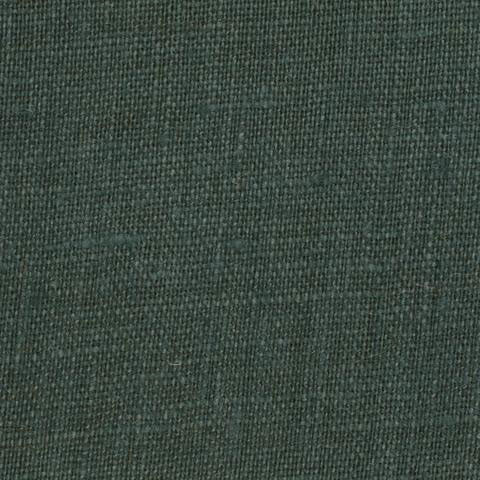 Irish Green 12 - 100% Linen 5.5 Oz (Light/Medium Weight | 56 Inch Wide | Pre Washed-Extra Soft) Solid
