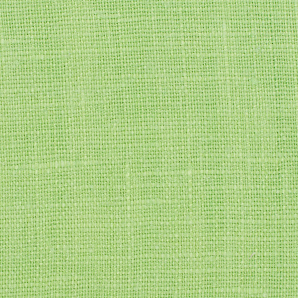 SAMPLE - Irish Green 2 - 100% Linen 5.5 Oz (Light/Medium Weight | 56 Inch Wide | Extra Soft) Solid