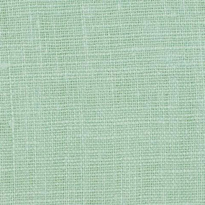 Irish Green 4 - 100% Linen 5.5 Oz (Light/Medium Weight | 56 Inch Wide | Pre Washed-Extra Soft) Solid