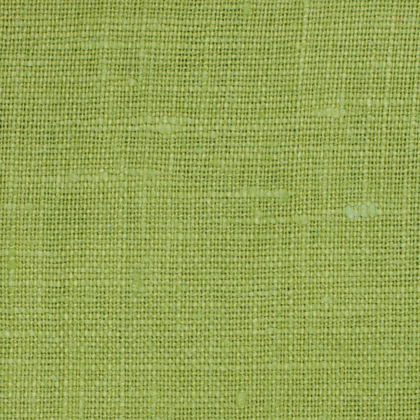 SAMPLE - Irish Green 7 - 100% Linen 5.5 Oz (Light/Medium Weight | 56 Inch Wide | Pre Washed-Extra Soft) Solid