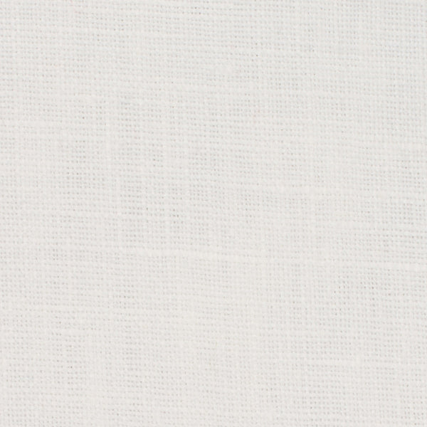 SAMPLE - Irish Off White 1 - 100% Linen 5.5 Oz (Light/Medium Weight | 56 Inch Wide | Extra Soft) Solid