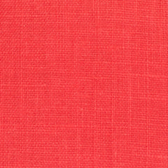 SAMPLE - Irish Orange 5 - 100% Linen 5.5 Oz (Light/Medium Weight | 56 Inch Wide | Pre Washed-Extra Soft) Solid