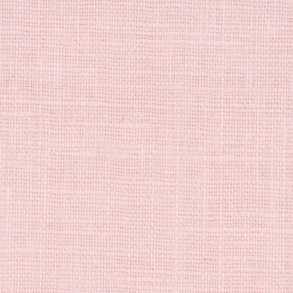 SAMPLE - Irish Pink 2 - 100% Linen 5.5 Oz (Light/Medium Weight | 56 Inch Wide | Pre Washed-Extra Soft) Solid