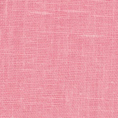 Irish Pink 4 - 100% Linen 5.5 Oz (Light/Medium Weight | 56 Inch Wide | Pre Washed-Extra Soft) Solid