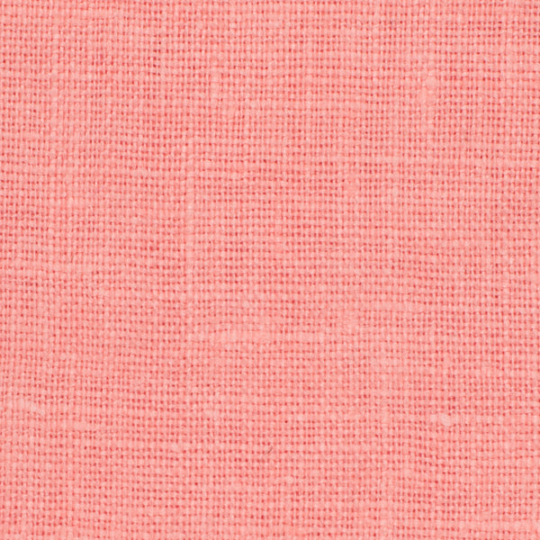 SAMPLE - Irish Pink 5 - 100% Linen 5.5 Oz (Light/Medium Weight | 56 Inch Wide | Pre Washed-Extra Soft) Solid