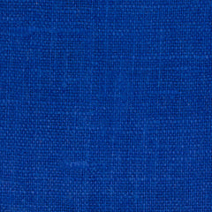 SAMPLE - Irish Royal Blue 10 - 100% Linen 5.5 Oz (Light/Medium Weight | 56 Inch Wide | Pre Washed-Extra Soft) Solid