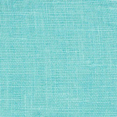 Irish Turquoise Blue 5 - 100% Linen 5.5 Oz (Light/Medium Weight | 56 Inch Wide | Pre Washed-Extra Soft) Solid