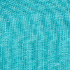 SAMPLE - Irish Turquoise Blue 5 - 100% Linen 5.5 Oz (Light/Medium Weight | 56 Inch Wide | Extra Soft) Solid