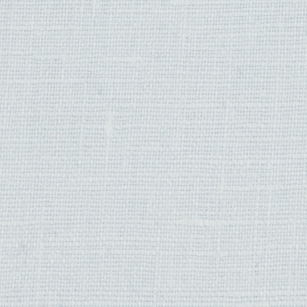 SAMPLE - Irish Very Light Blue 1 - 100% Linen 5.5 Oz (Light/Medium Weight | 56 Inch Wide | Pre Washed-Extra Soft) Solid