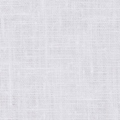 Irish White 1 - 100% Linen 5.5 Oz (Light/Medium Weight | 56 Inch Wide | Pre Washed-Extra Soft) Solid