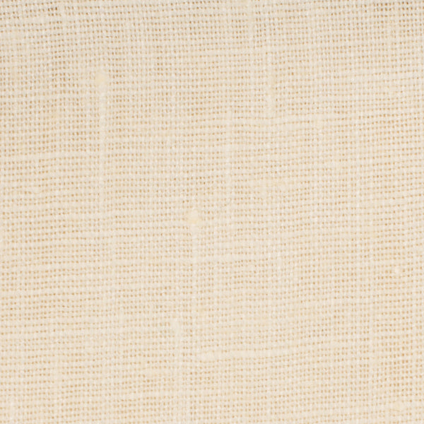 SAMPLE - Irish Yellow 1 - 100% Linen 5.5 Oz (Light/Medium Weight | 56 Inch Wide | Extra Soft) Solid