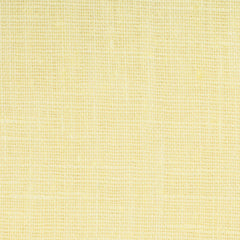 SAMPLE - Irish Yellow 2 - 100% Linen 5.5 Oz (Light/Medium Weight | 56 Inch Wide | Pre Washed-Extra Soft) Solid