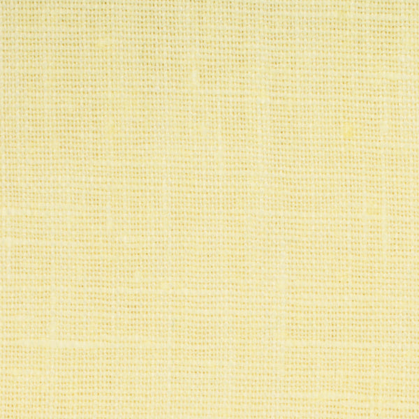 Irish Yellow 2 - 100% Linen 5.5 Oz (Light/Medium Weight | 56 Inch Wide | Extra Soft) Solid