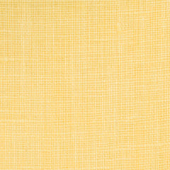 SAMPLE - Irish Yellow 3 - 100% Linen 5.5 Oz (Light/Medium Weight | 56 Inch Wide | Pre Washed-Extra Soft) Solid