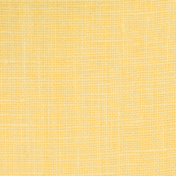 Irish Yellow 3 - 100% Linen 5.5 Oz (Light/Medium Weight | 56 Inch Wide | Extra Soft) Solid