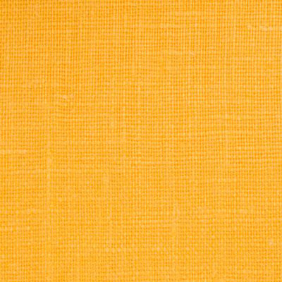 Irish Yellow 5 - 100% Linen 5.5 Oz (Light/Medium Weight | 56 Inch Wide | Extra Soft) Solid
