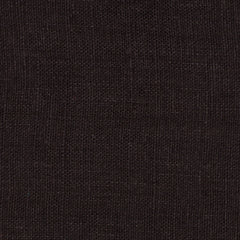 Italy Black 1 - 100% Linen 3.5 Oz (Light/Medium Weight | 56 Inch Wide | Extra Soft) Solid | By Linen Fabric Store Online