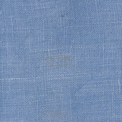 SAMPLE - Italy Blue 4 - 100% Linen 3.5 Oz (Light/Medium Weight | 56 Inch Wide | Extra Soft) Solid | By Linen Fabric Store Online