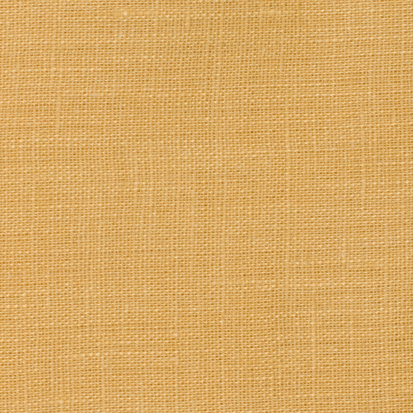 Italy Gold 2 - 100% Linen 3.5 Oz (Light/Medium Weight | 56 Inch Wide | Extra Soft) Solid | By Linen Fabric Store Online