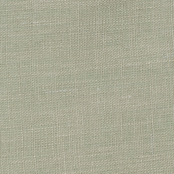 SAMPLE - Italy Green 2 - 100% Linen 3.5 Oz (Light/Medium Weight | 56 Inch Wide | Extra Soft) Solid | By Linen Fabric Store Online