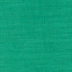 SAMPLE - Italy Green 3 - 100% Linen 3.5 Oz (Light/Medium Weight | 56 Inch Wide | Extra Soft) Solid | By Linen Fabric Store Online