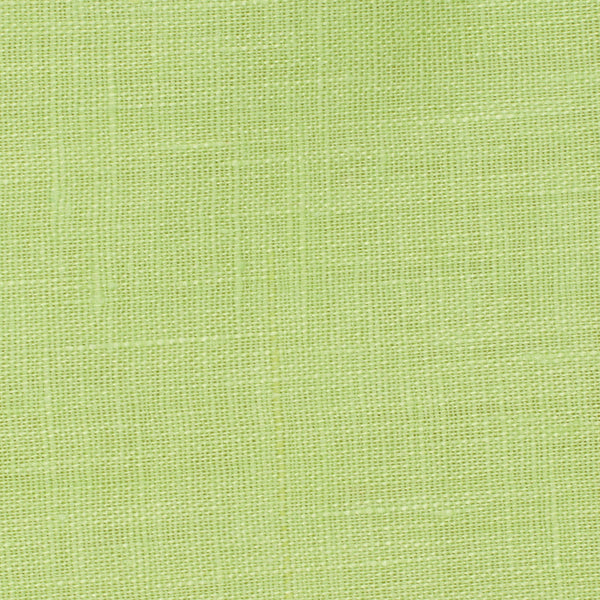 SAMPLE - Italy Green 6 - 100% Linen 3.5 Oz (Light/Medium Weight | 56 Inch Wide | Extra Soft) Solid | By Linen Fabric Store Online