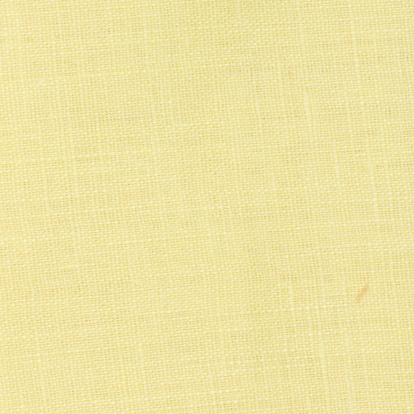 Italy Neon Yellow 2 - 100% Linen 3.5 Oz (Light/Medium Weight | 56 Inch Wide | Extra Soft) Solid | By Linen Fabric Store Online