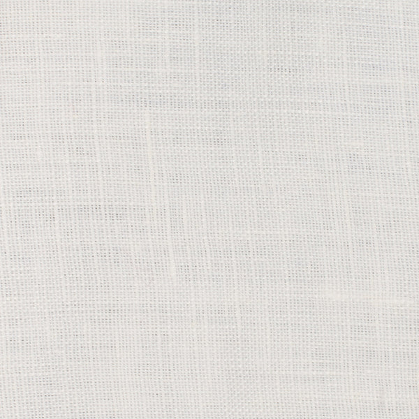 SAMPLE - Italy Off White 1 - 100% Linen 3.5 Oz (Light/Medium Weight | 56 Inch Wide | Pre Washed-Extra Soft) Solid | By Linen Fabric Store Online