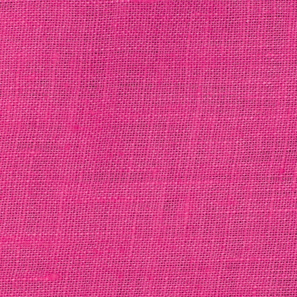 SAMPLE - Italy Pink 1 - 100% Linen 3.5 Oz (Light/Medium Weight | 56 Inch Wide | Pre Washed-Extra Soft) Solid | By Linen Fabric Store Online