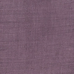 SAMPLE - Italy Purple 1 - 100% Linen 3.5 Oz (Light/Medium Weight | 56 Inch Wide | Extra Soft) Solid | By Linen Fabric Store Online
